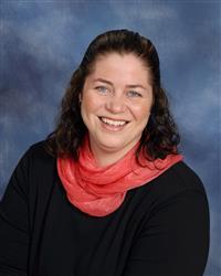 Gracia Johnson, Youth and Christian Ed Coordinator