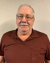 Loren Dally, Head Custodian & Facility Manager