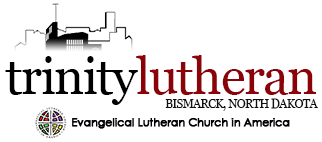 Trinity Lutheran Church, Bismarck, North Dakota Logo
