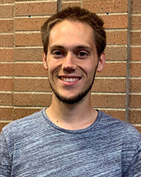 Nick Peterson - Sr High Youth Director