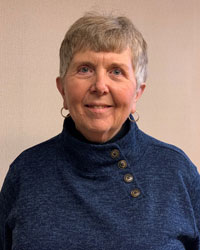Pastor Mary Lou Aune